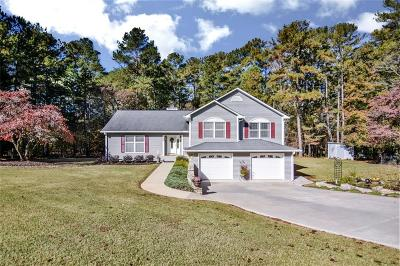 Pickens County Single Family Home For Sale: 168 Will Owens Drive