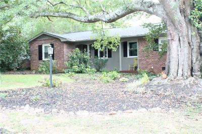 Anderson County Single Family Home For Sale: 2511 Lane Avenue