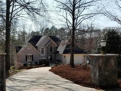 Anderson County, Oconee County, Pickens County Single Family Home For Sale: 4404 Denver Cove Road