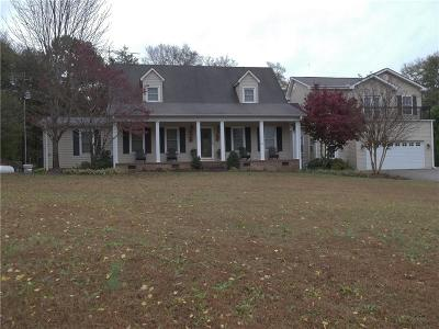 Pelzer Single Family Home For Sale: 477 Ballard Road