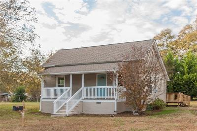 Pickens County Single Family Home For Sale: 10 Tillman Street
