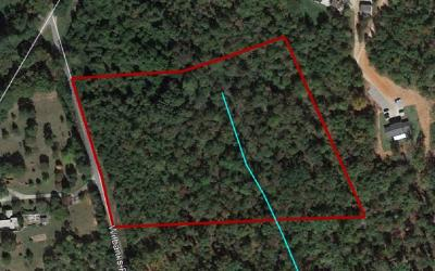 Oconee County, Pickens County Residential Lots & Land For Sale: 00 Wilbanks Road