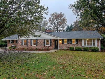 Easley Single Family Home For Sale: 104 S Dale Drive