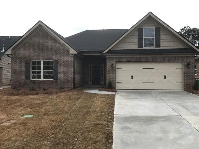 Easley Single Family Home For Sale: 109 Pleasant Hill Drive