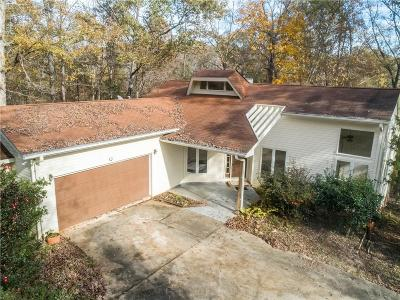 Westminster SC Single Family Home For Sale: $150,000