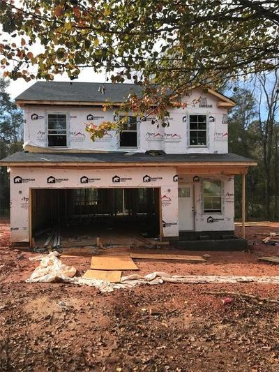 Anderson SC Single Family Home For Sale: $184,900