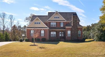 Piedmont Single Family Home For Sale: 2 Great Lawn Drive