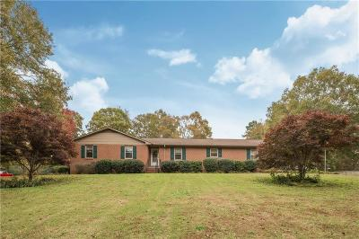 Single Family Home For Sale: 215 Phil Watson Road