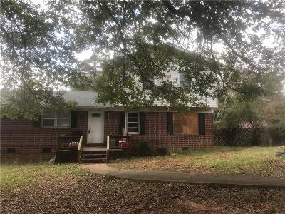 Anderson Single Family Home For Sale: 1008 Norris Lane