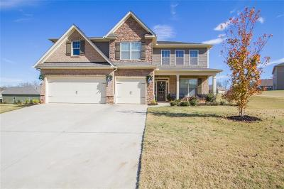 Anderson Single Family Home For Sale: 110 Rolling Meadow Court