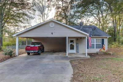 Anderson SC Single Family Home For Sale: $119,900