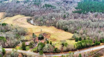 Oconee County, Pickens County Residential Lots & Land For Sale: 551 N Horseshoe Bridge Road