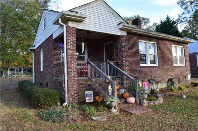 Anderson Single Family Home For Sale: 2232 Ridgewood Avenue