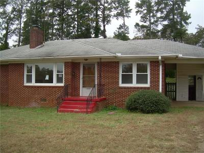 Bellview Estates Single Family Home For Sale: 2805 Millgate Road Road
