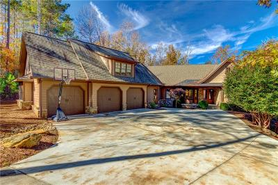 Pickens County Single Family Home For Sale: 102 Rippling Cove Way