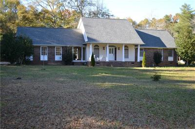 Single Family Home For Sale: 5047 Hwy 29 N Highway