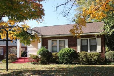Anderson Commercial For Sale: 913 Carolina Circle