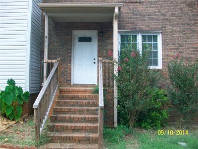 Clemson Rental For Rent: 911 Georgetown Road