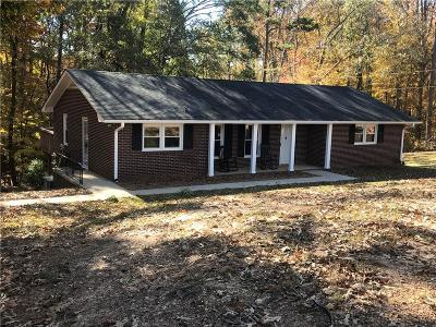 Anderson County Single Family Home For Sale: 123 Sunset Drive