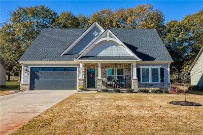 Anderson Single Family Home For Sale: 1019 Drakes Crossing