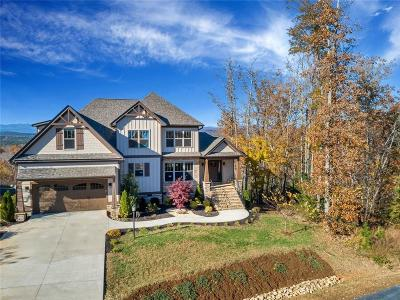 Pickens County Single Family Home For Sale: 114 Cliffside Trail