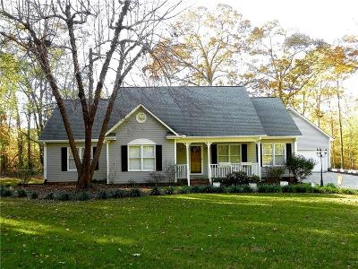 Anderson Single Family Home For Sale: 116 Hannah Circle