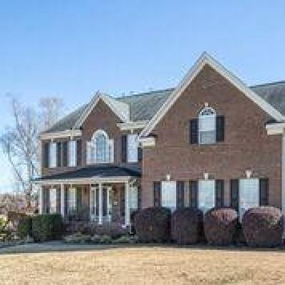 Greenville County Single Family Home For Sale: 5 Cleyera Court