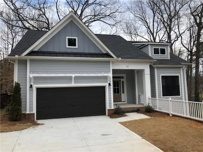 Clemson, Central Single Family Home For Sale: 113 Valley View Drive