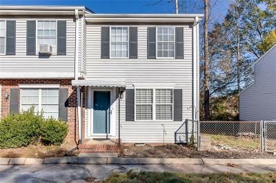 Easley Townhouse Contract-Take Back-Ups: 103 Pendleton Court