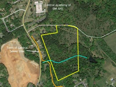 Oconee County, Pickens County Residential Lots & Land For Sale: 281 Lawton Road