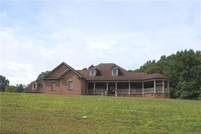 Anderson Single Family Home For Sale: 610 Cathey Road