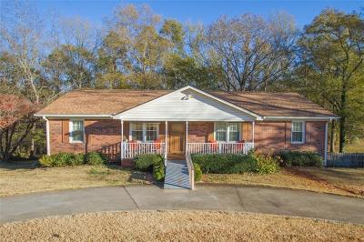 Single Family Home For Sale: 171 Country Club Drive