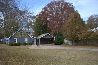 Anderson Single Family Home For Sale: 110 Kenneth Drive