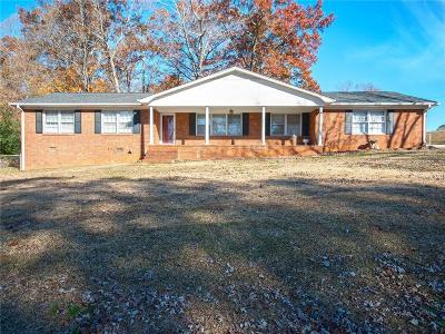 Easley Single Family Home For Sale: 110 Wedgewood Drive