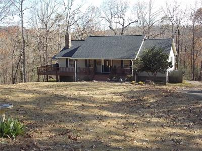 Pickens Single Family Home For Sale: 425 Carrick Creek Road