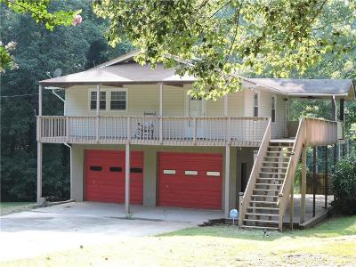Fair Play SC Single Family Home For Sale: $94,900