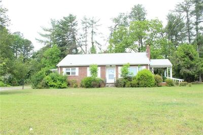 Anderson County Single Family Home For Sale: 2519 Highway 29 N