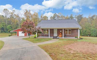 Hart County Single Family Home For Sale: 143 Cherokee Ridge Road