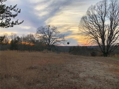 Oconee County, Pickens County Residential Lots & Land Contract-Take Back-Ups: 208 Brock Road
