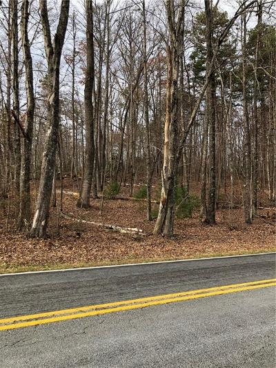 Mountain Rest Residential Lots & Land For Sale: 00 Old Turnpike Road