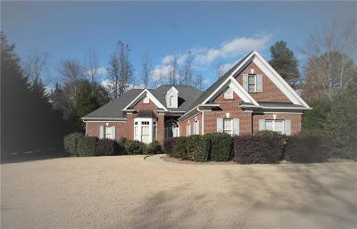 Clemson Single Family Home Contract-Take Back-Ups: 102 Wescott Drive