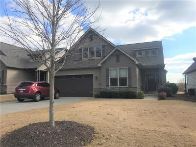 Cross Creek Plan Single Family Home For Sale: 3406 Driver Court
