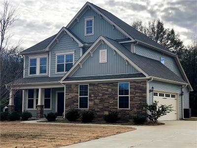 Easley Single Family Home For Sale: 105 Avendell Drive
