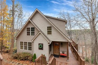 Keowee Key Single Family Home For Sale: 42 Gulf Stream Lane