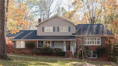 Greenville County Single Family Home For Sale: 121 Trafalgar Road