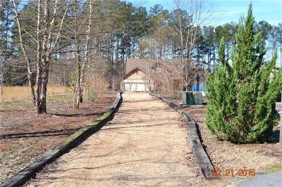 Hart County, Franklin County, Stephens County Residential Lots & Land For Sale: Cabin Lane