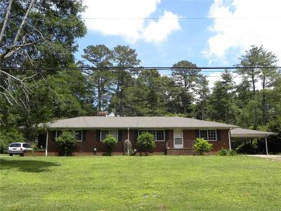 Belton SC Multi Family Home For Sale: $149,000