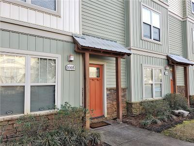 Clemson Townhouse Contract-Take Back-Ups: 204 Kelly Road