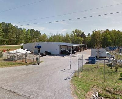 Anderson Commercial For Sale: 101 Hillview Circle