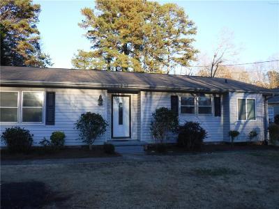 Walhalla Single Family Home For Sale: 1013 S Greenwich Drive